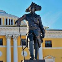 Памятник императору Павлу I... :: Sergey Gordoff