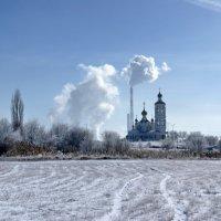 Зима. :: Aleksey Litovchenko