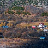 домик у озера :: Sergey Bagach