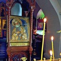 Церковь СПАСА НА ГОРОДУ :: Tata Wolf