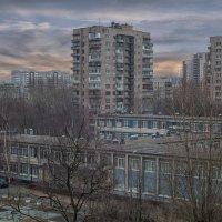 Вид из окна :: Александр Дроздов