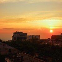 Город Уфа :: Георгий Морозов