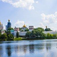 Новодевичий монастырь. Москва :: Алексей Ларионов