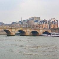 Знаменитый мост Pont NEUF :: Фотограф в Париже, Франции Наталья Ильина
