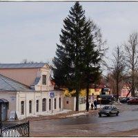 музей у монастыря :: Natalia Mihailova