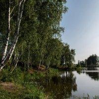 Вечерело. :: Владимир Безбородов