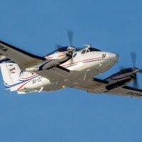 Beech 300 Super King Air 350i :: Наталия Женишек