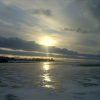 За облаками... :: Miko Baltiyskiy