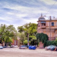 Жаркое лето в Одессе. :: Вахтанг Хантадзе