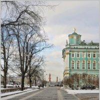 Прогулка у Зимнего. :: Vadim WadimS67