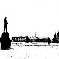 Основатель города :: Евгений Алябьев