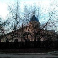 Казачья церковь в Петербурге. :: Светлана Калмыкова