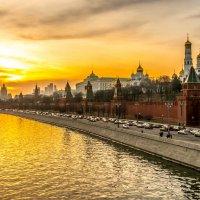 Вечерние прогулки :: Александр Дьяченко
