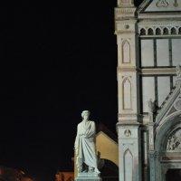 Памятник Данте Алигьери. Флоренция :: Татьяна Игнатьева