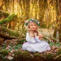 Цветочная фея :: Ирина Слайд