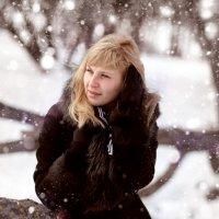 холодно :: Мила Гусева