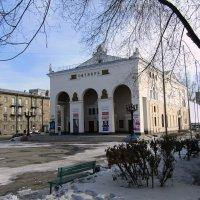 Старый кинотеатр :: Galaelina ***
