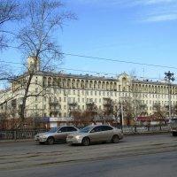 Дом - дворец на пл. Маяковского (ранее пл. Предмостная) :: Galaelina