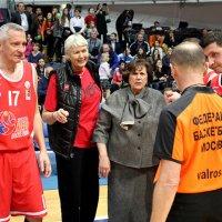 День баскетбола в Крылатском :: Владимир Хлопцев