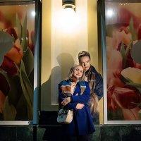 вечерняя love story :: Маргарита Гусева