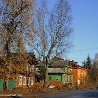 весенний город :: Сергей Кочнев