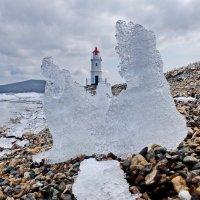 последний лёд на маяке :: Ingwar