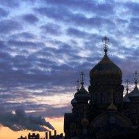 На закате дня :: Вера Моисеева