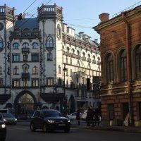 Петроградская сторона :: sv.kaschuk