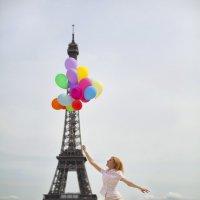 Как в детстве ... :: Фотограф в Париже, Франции Наталья Ильина