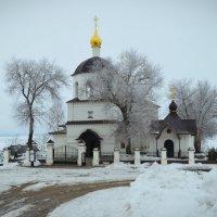 Церковь Константина и Елены (XVI—XVIII века) :: Геннадий Слезнев