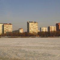 Мартовский лед :: Андрей Лукьянов