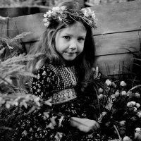 Детский портрет. :: Дмитрий Воронин