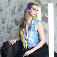 Rock Queen :: Елена Остапенко