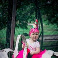 Вот такую малышку я снимала в том году :: Лидия Марынченко