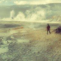 На огненной земле. :: Svetlana