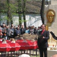 Перезахоронение солдат Великой Отечественной войны :: Ирина Диденко