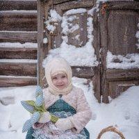 Зимние сказки :: Нина