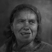 Обаятельная простота селянки :: Лидия Цапко
