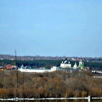 Троицкий Белопесоцкий монастырь. :: Михаил Столяров