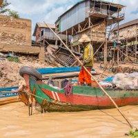 Tonle Sap village :: Alena Kramarenko