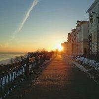 предрассветный город :: Наталья Сазонова
