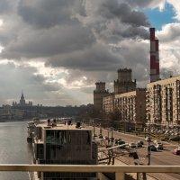 Москва :: Борис Руненко