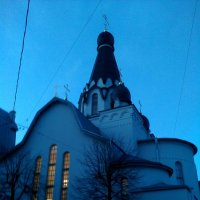 Церковь св. Петра. (Московская патриархия, г. Санкт_Петербург). :: Светлана Калмыкова