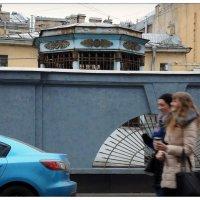 Венткиоск Питерского метрополитена :: sv.kaschuk