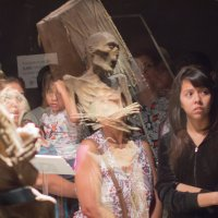 в музее мумий  г Гуанахуато :: Светлана Гусельникова