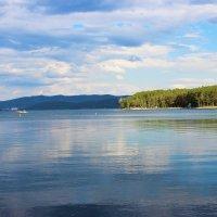 Озеро Тургояк. Г. Миасс, Челябинская область :: Ксения Винтер