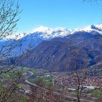 Март в Альпах :: Nina Streapan
