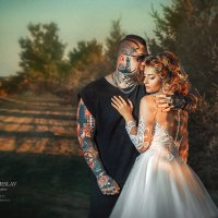 My heart is in you :: Vyacheslav Krupin