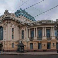Витебский Вокзал. :: Владимир Питерский