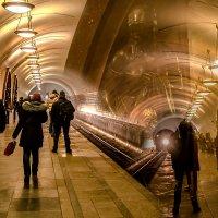 Призраки метро 2 :: Тамара Цилиакус